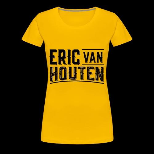 EVH RusticType - Women's Premium T-Shirt