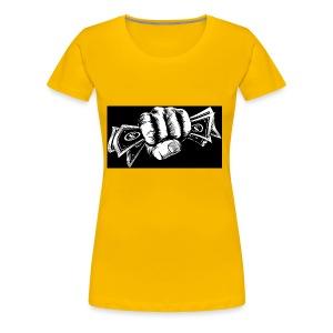 Legendary Cash Apparel - Women's Premium T-Shirt