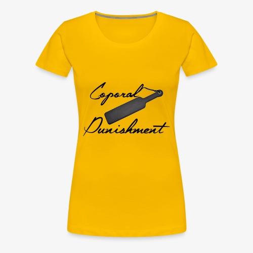 spank - Women's Premium T-Shirt
