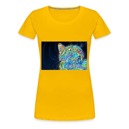 47001252 296C 4D3F B860 8AC87F07FA65 - Women's Premium T-Shirt