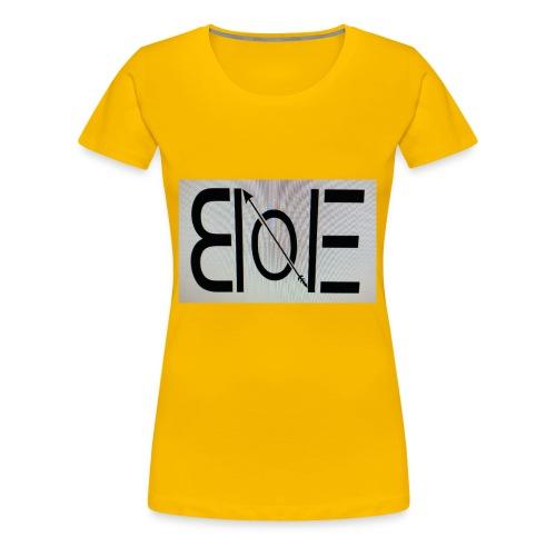 JB-ONE - Women's Premium T-Shirt