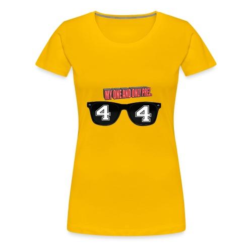 44 COOL OBAMA - Women's Premium T-Shirt