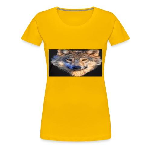 wolf merch - Women's Premium T-Shirt