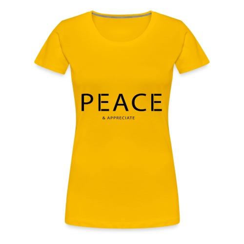 Original Intention - Women's Premium T-Shirt