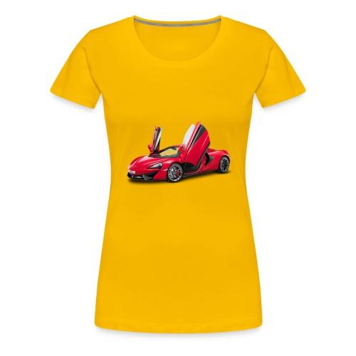 Forza McLaren P1 - Women's Premium T-Shirt