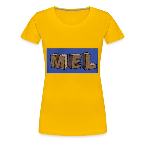 MEL MERCH - Women's Premium T-Shirt