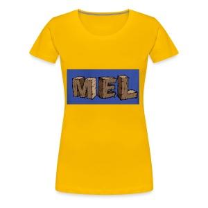 MEL MERCH - Women's Premium T-Shirt