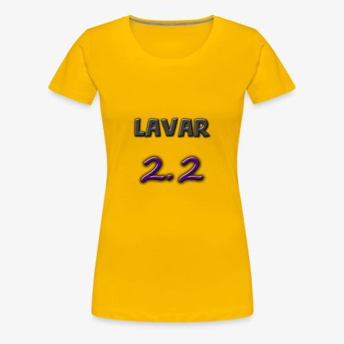 Lavar ppg - Women's Premium T-Shirt