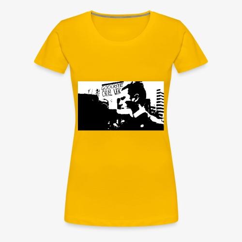 The Punch - Women's Premium T-Shirt