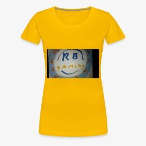 rb - Women's Premium T-Shirt