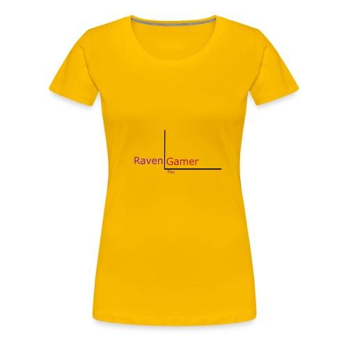 RFGLOGO - Women's Premium T-Shirt