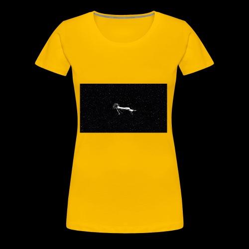 lost in space - Women's Premium T-Shirt
