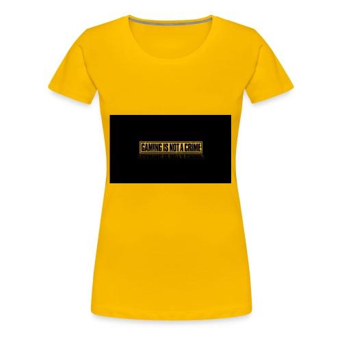 tAO4YG - Women's Premium T-Shirt