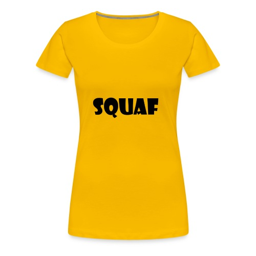 Squaf - Women's Premium T-Shirt