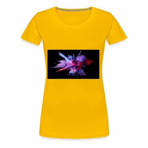 Explosion - Women's Premium T-Shirt