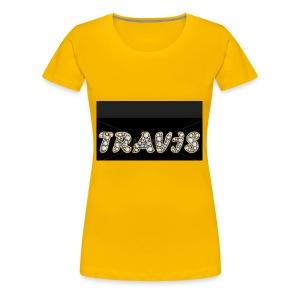 Travis - Women's Premium T-Shirt