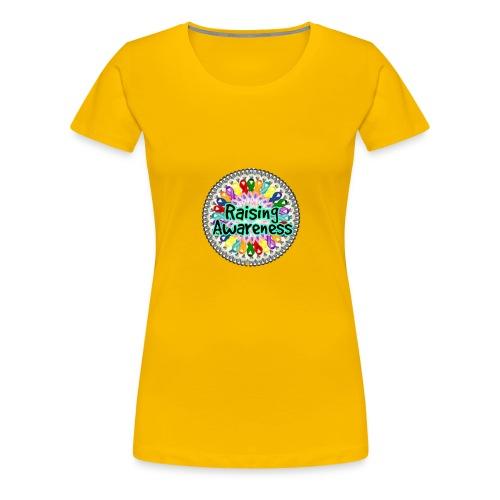 Raising awareness - Women's Premium T-Shirt