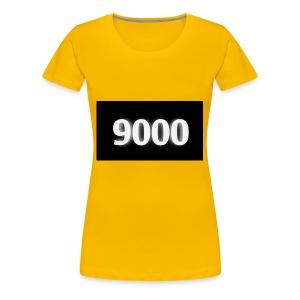 9000 - Women's Premium T-Shirt