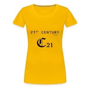 21 century - Women's Premium T-Shirt