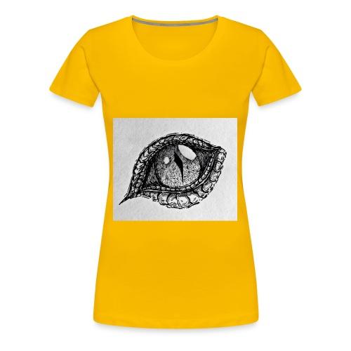 DBE1A07A 6B54 48A0 B147 1BBD85F8D6F5 - Women's Premium T-Shirt