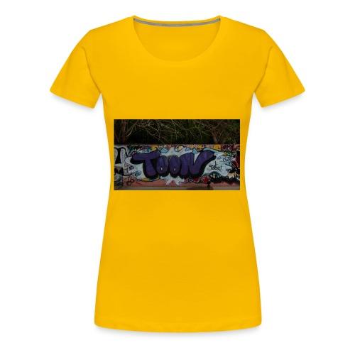 toon3 - Women's Premium T-Shirt