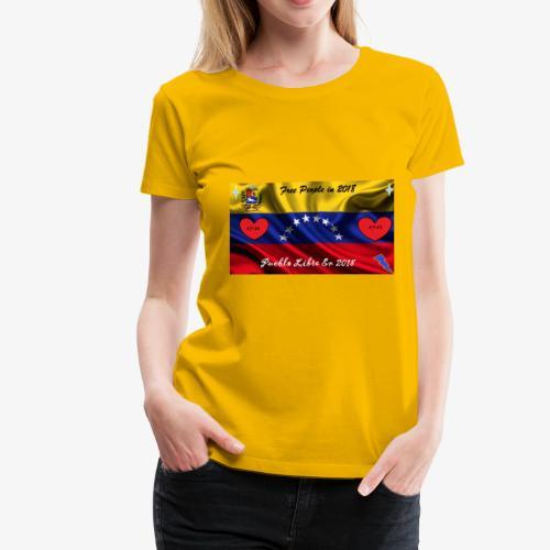 Free People in 2018 - Women's Premium T-Shirt