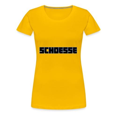 Channel_Name_edited_1 - Women's Premium T-Shirt