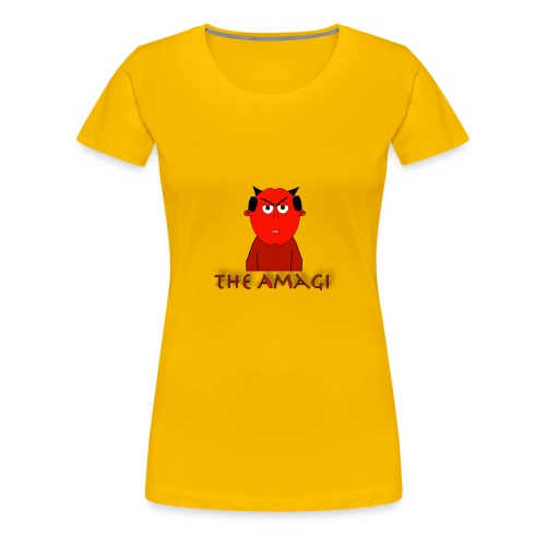 Garbler Design 2 - Women's Premium T-Shirt