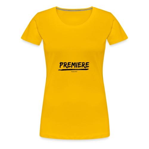Premiere_Line - Women's Premium T-Shirt