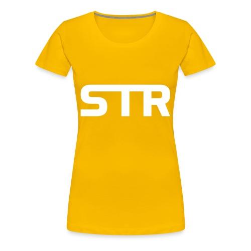 STR - Women's Premium T-Shirt