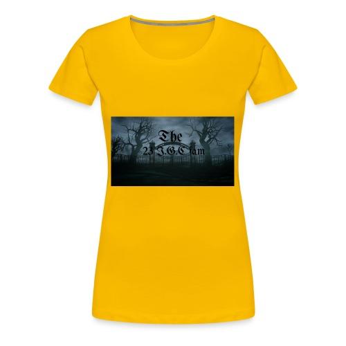 23 I.G.C fam - Women's Premium T-Shirt