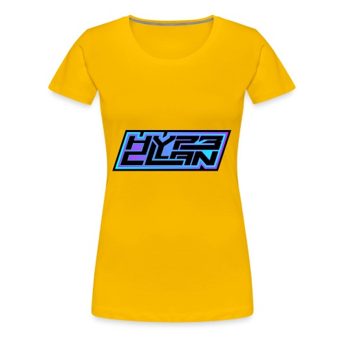 HYP3 Clan - Women's Premium T-Shirt