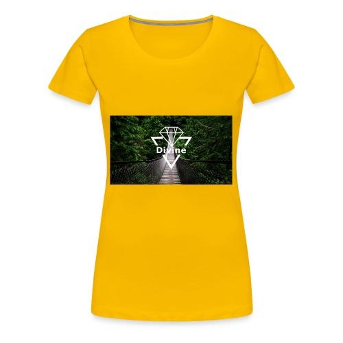 Divine - Women's Premium T-Shirt