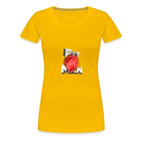 Fat Man // ItsRobert Merch - Women's Premium T-Shirt