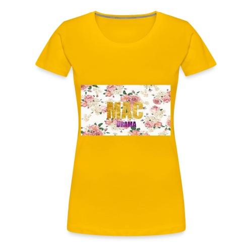 drama - Women's Premium T-Shirt