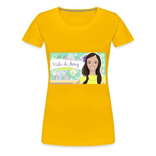 Vida de Amy T Shirt - Women's Premium T-Shirt