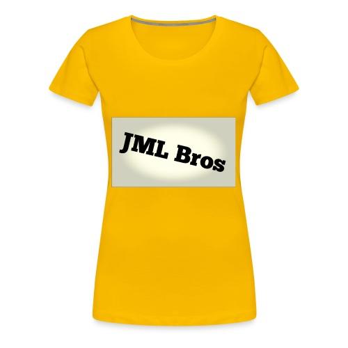 JML fading - Women's Premium T-Shirt