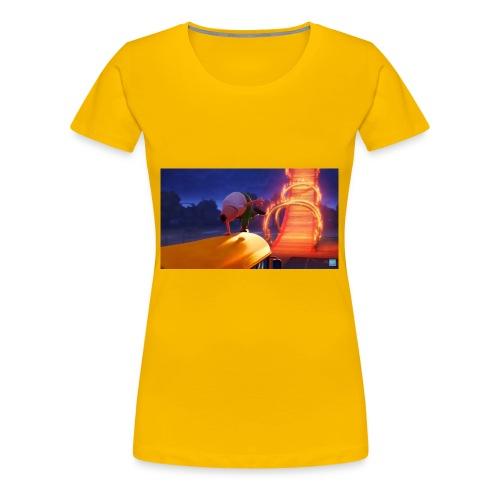 Mr krupp / aptain underpants dresssed - Women's Premium T-Shirt