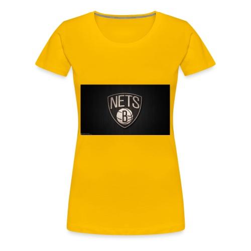 Brooklyn Nets Phone Case - Women's Premium T-Shirt