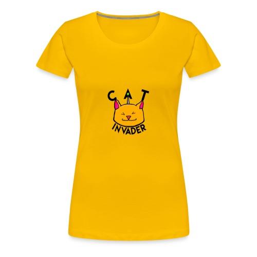 CatInavsders merchandise - Women's Premium T-Shirt