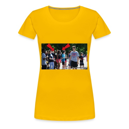 Craiglawrencemerch - Women's Premium T-Shirt
