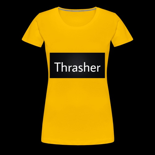 5AC4E4A5 904C 4D47 A633 B593487E2EDE - Women's Premium T-Shirt