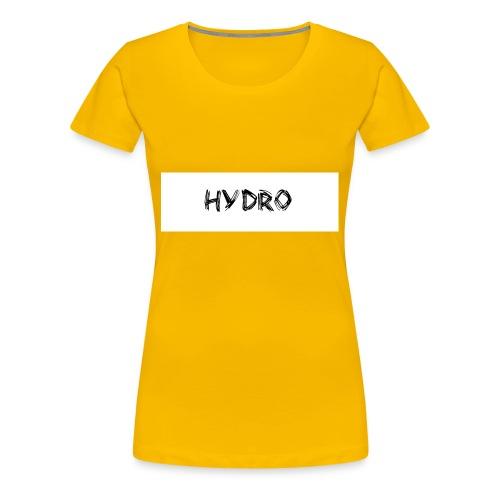 White - Women's Premium T-Shirt