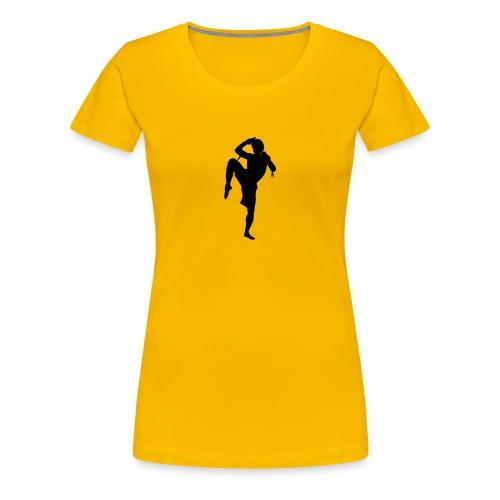 muay thai hoodie - Women's Premium T-Shirt