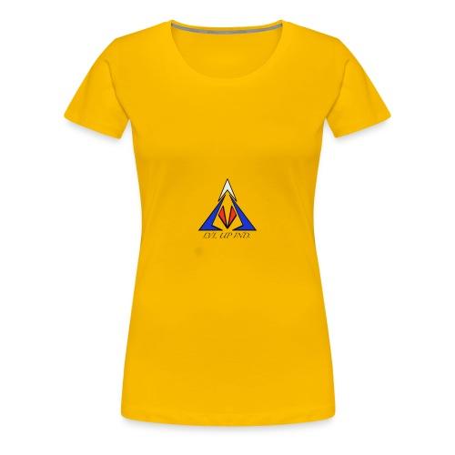 LEVEL UP IND. - Women's Premium T-Shirt