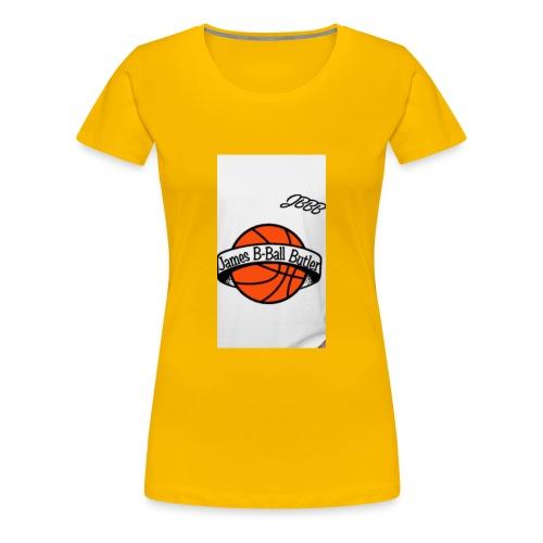 JamesBBallButler - Women's Premium T-Shirt