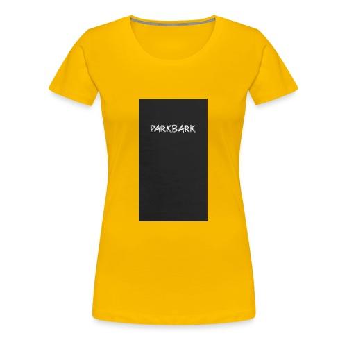 PARKBARK HALLOWEEN KIDS LONG SLEEVED T SHIRT - Women's Premium T-Shirt