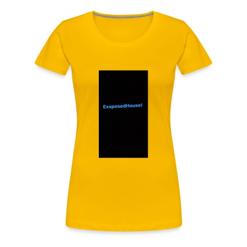 Exposedhouse - Women's Premium T-Shirt