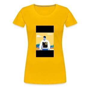 CED458BC 8577 4268 B7C3 1C5F4DFBF04C - Women's Premium T-Shirt