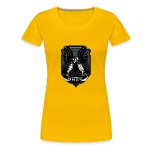 Delta Emblem - Women's Premium T-Shirt